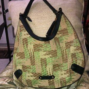 Cole Haan Tweed Handbag